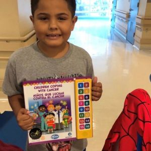 Children Cope With Cancer Book