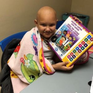 Help Children Cope With Cancer