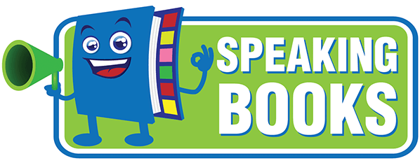 Speaking Books Logo