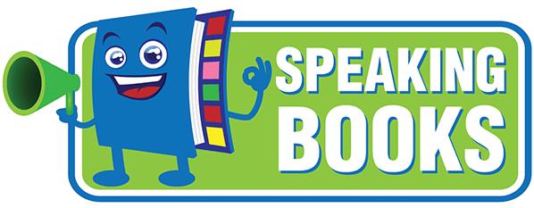 Speaking Books Logo